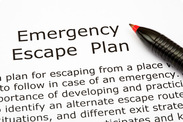 Why and how to have an Emergency Preparedness Plan