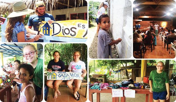 ALE Cares gives back to Costa Rica mission.