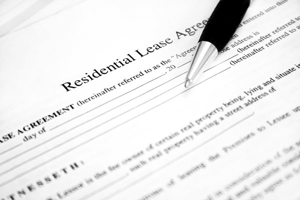 Residential Lease Part 1: The Walkthrough